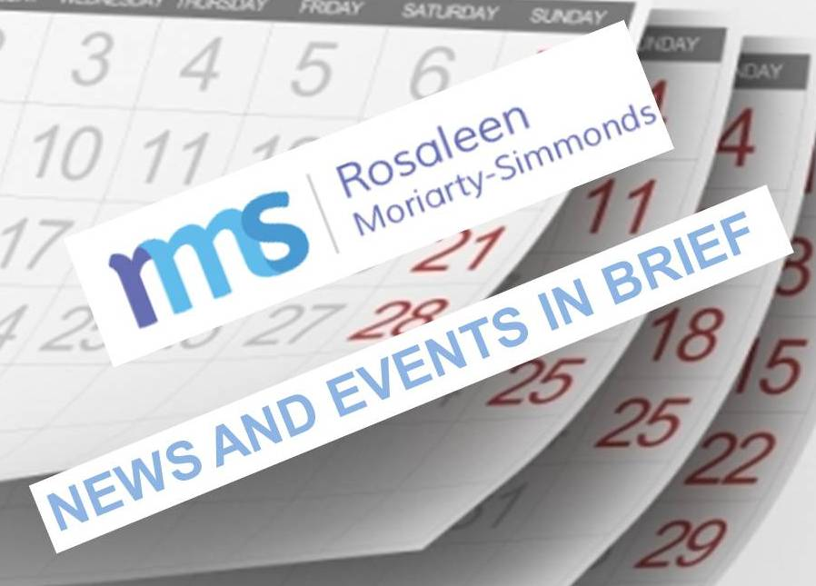 EVENTS COMING UP:-