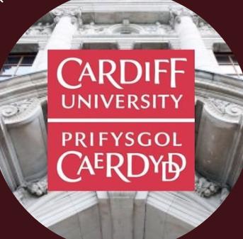 Cardiff University 'I Am Cardiff' panel event