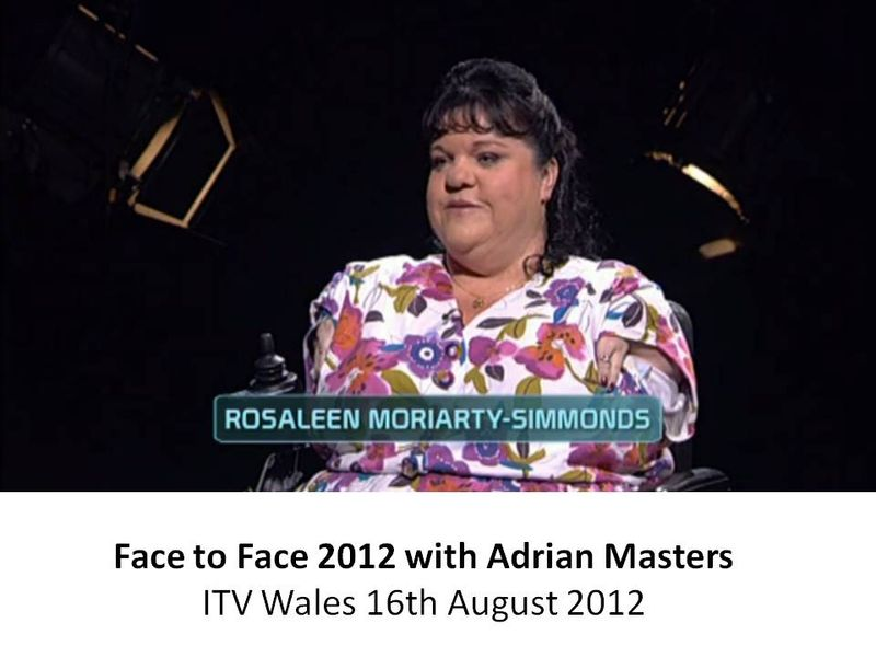 Face to Face 2012 with Adrian Masters