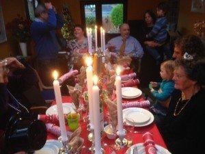 DOWNTON CHRISTMAS EVE 2015