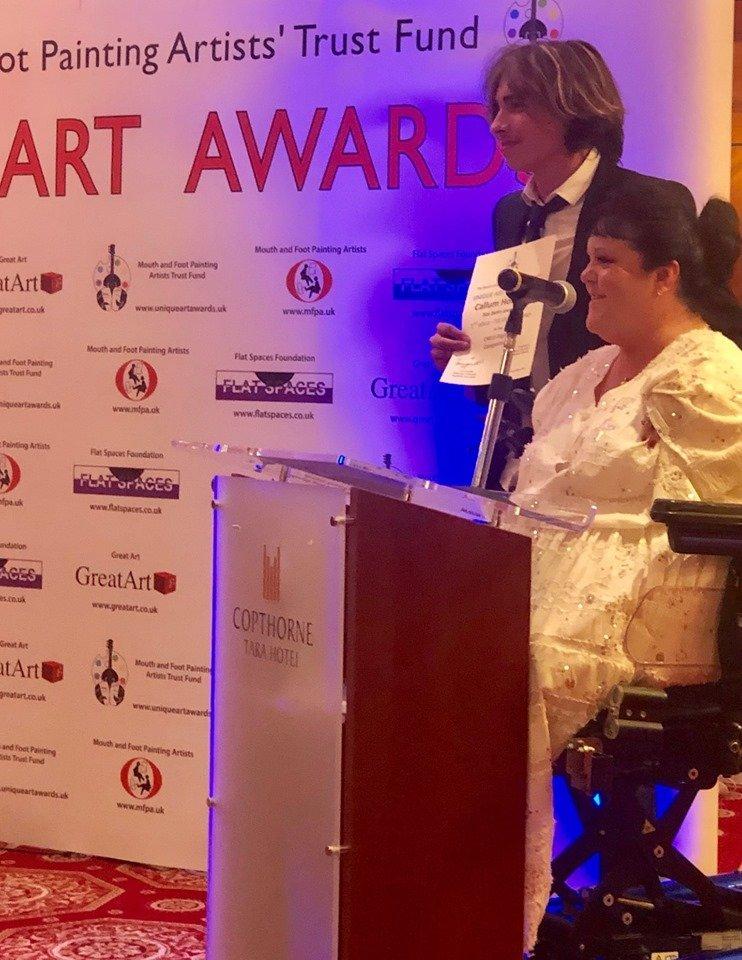 Unique Art Awards Presentation Dinner